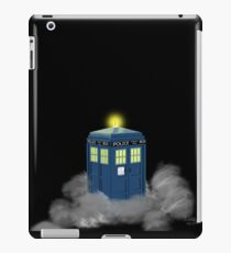 dr who tardis iPad Case/Skin