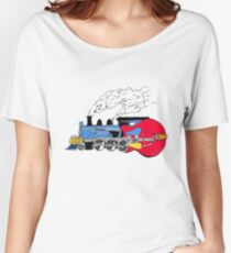 'Train is a Strummin' Women's Relaxed Fit T-Shirt