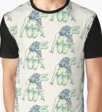 ''Pinup Vomiting Pinata'' Graphic T-Shirt