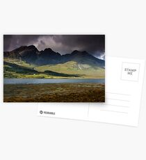 Thre House under the Cuillin Postcards