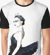 Black Swan Graphic T-Shirt