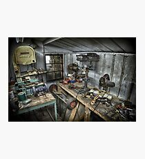 A PLACE OF WORK Photographic Print
