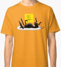 Camiseta clásica Snoozin '