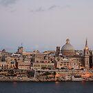 Valletta  by Paul Gibbons