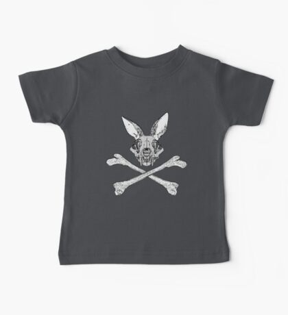 bunny cross bones Kids Clothes