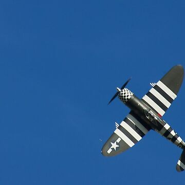 P-47 Thunderbolt @ Goodwood Revival 2012 by Lynchie