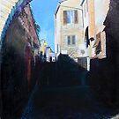 Untitled 5 - città toscane by Richard Sunderland