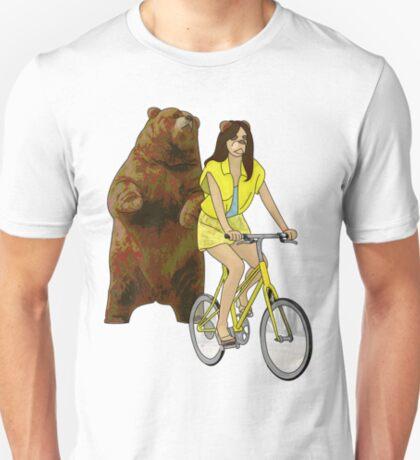raised by bears T-Shirt