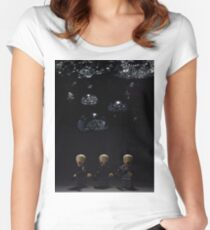 Figrin D'an and the Modal Nodes Women's Fitted Scoop T-Shirt