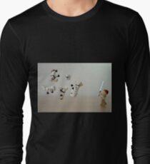 Jedi Circus Long Sleeve T-Shirt