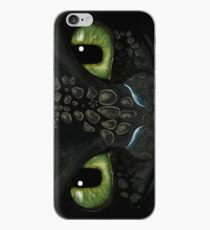Toothless phone case  iPhone Case