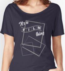 Es ist eine Filmsache Loose Fit T-Shirt