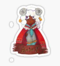 Aries Seedling Sticker