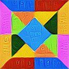 DeepDream Color Squares Visual Areas 5x5K v1447926834 by blackhalt