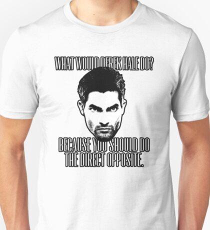 the best alpha T-Shirt