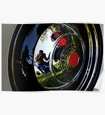 Super Eight Packard Poster