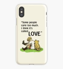 I Think it's Called Love iPhone Case