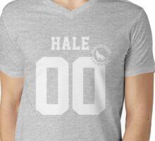 "Teen Wolf - ""HALE 00"" Lacrosse  Mens V-Neck T-Shirt"