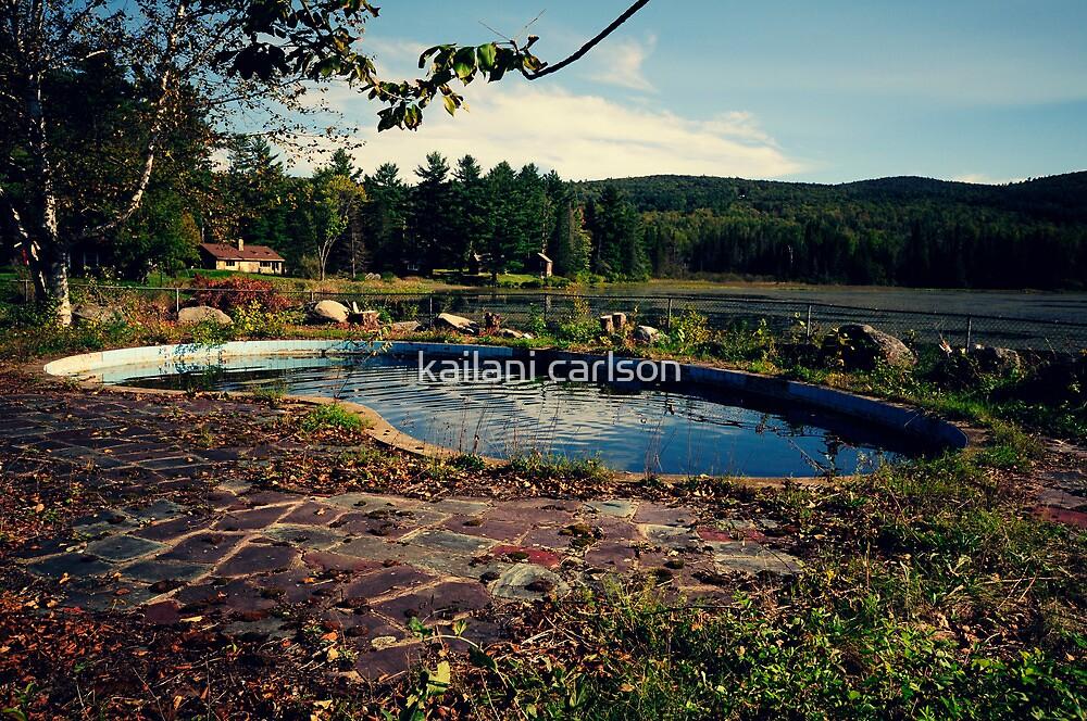 Abandoned Resort by kailani carlson