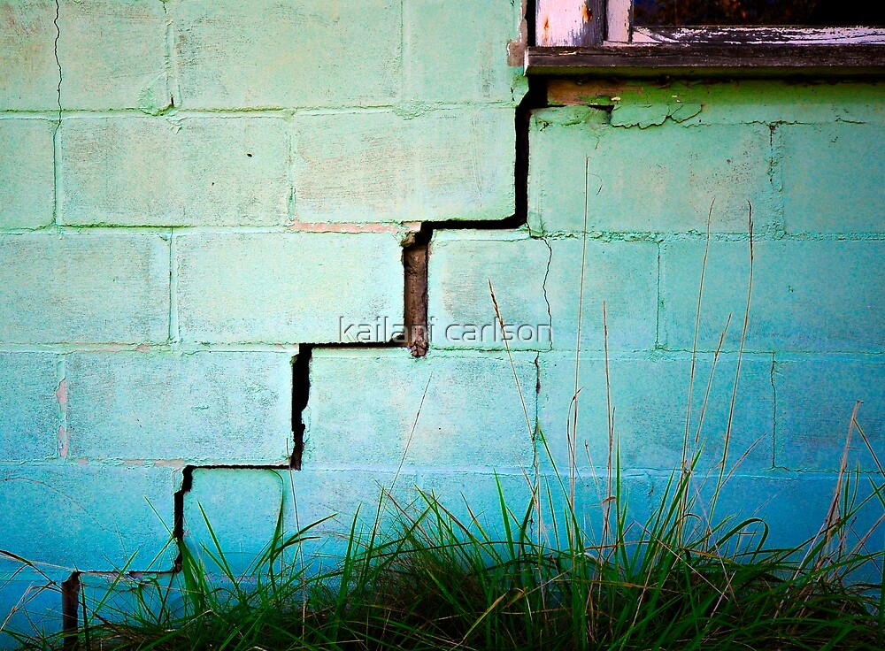 Noticeable Crack by kailani carlson