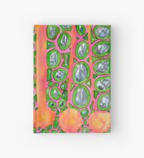 Dissolving Exclamation Marks Hardcover Journal