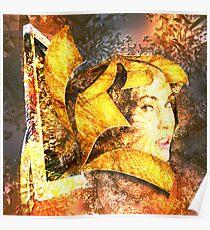 Hi tech Godess by Annabellerockz Poster