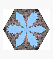 Castle Kaleidoscope Image Photographic Print