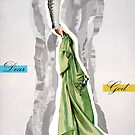 God's hand contemporary collage by mikath