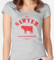 Sawyer Slaughterhouse Women's Fitted Scoop T-Shirt