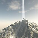 Mystic Ascending from the Mountain Top by algoldesigns