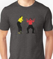 The Fast Show - Jack Pott and Tom Bowler Unisex T-Shirt