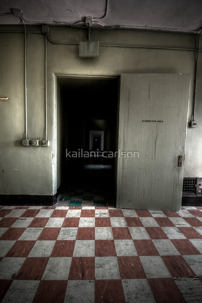 Abandoned Hospital by kailani carlson