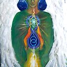 Angel of Infinite Possibility  by margotmythmaker