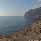 Los Gigantes - Tenerife by Elinor  Jayne