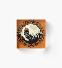 Shai Hulud Acrylic Block