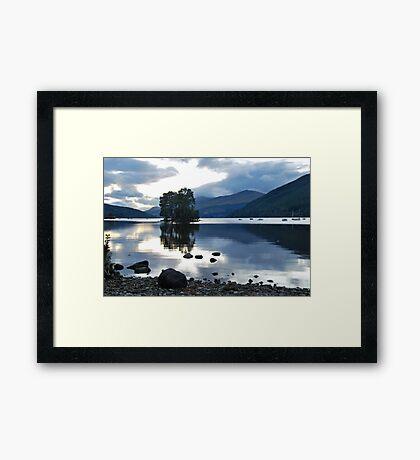 Loch Tay Framed Print