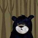 Bear by makoshark