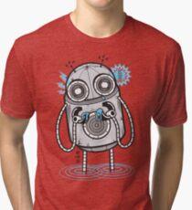 Oh Beep! Tri-blend T-Shirt