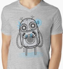 Oh Beep! Men's V-Neck T-Shirt