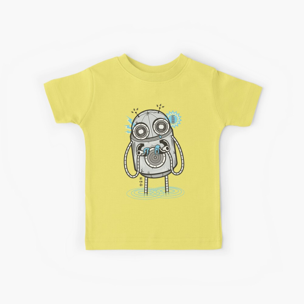 Oh Beep! Kids T-Shirt