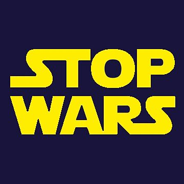 Stop Wars by Redemsch