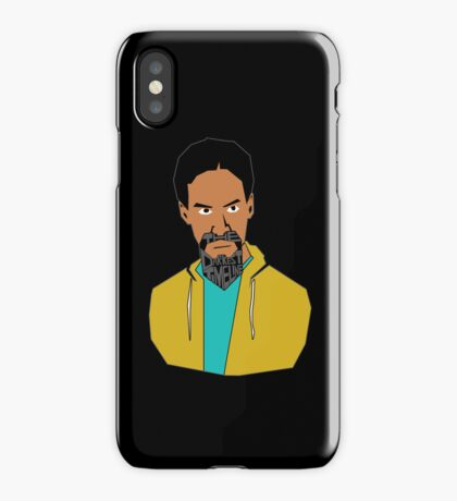 The Darkest Timeline iPhone Case