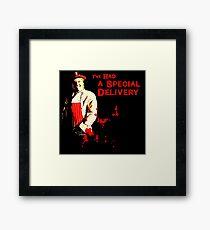 The League of Gentlemen - Hilary Briss Framed Print