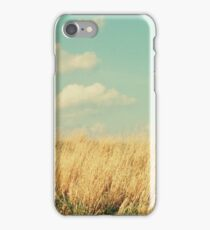 Lonely Field iPhone Case/Skin