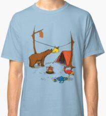 Bear and Bird Classic T-Shirt
