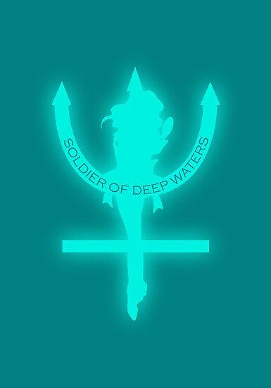 Sailor Neptune by trekvix