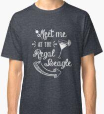 Three's Company TV Show - Meet Me at the Regal Beagle Classic T-Shirt