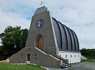 Our Lady Star of the Sea and St Winefride, Amlwch, Anglesey by Yampimon