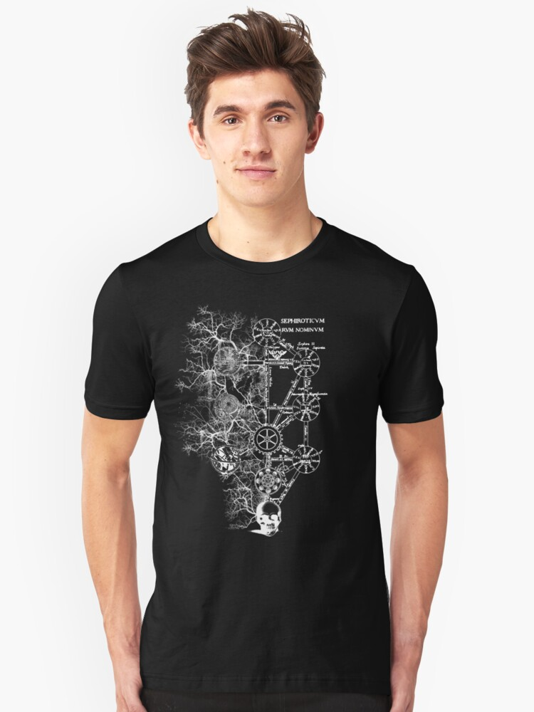 Memory of Forest- (Dark Shirts) Unisex T-Shirt Front