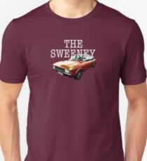 The Sweeney - Car Unisex T-Shirt